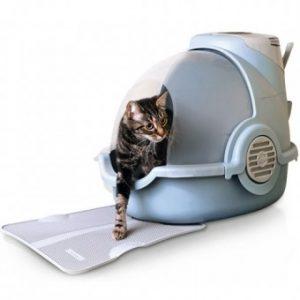 Geurloze kattenbak